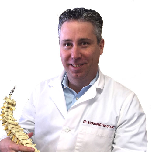 Meet Dr. Ralph Santonastaso, Livingston NJ Chiropractor