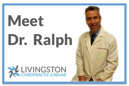 Livingston NJ Chiropractor Dr. Ralph Santonastaso